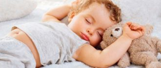 Как избавится от проблем со сном у детей