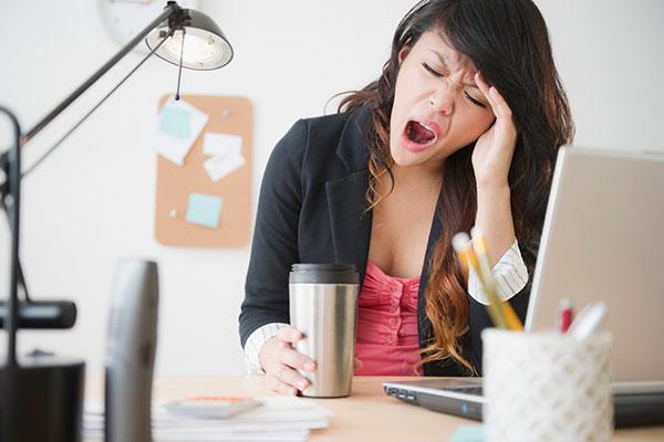 Чувство усталости и сонливость причины у женщин