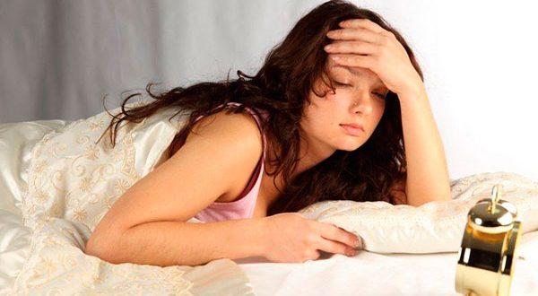Особенности женской бессонницы