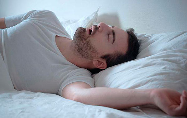 Катафрения или почему люди стонут во сне