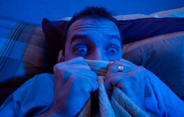 Ночные страхи: причины и лечение