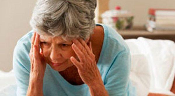 Бессонница в пожилом возрасте
