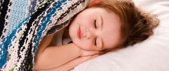 По каким причинам ребенок может потеть во сне