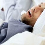 Почему во сне перехватывает дыхание