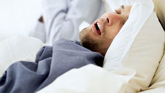 Задыхаюсь во сне: причины и лечение удушья