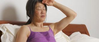 Причины потливости головы в ночное время