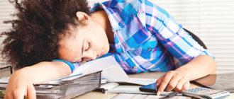 Почему очень сильно хочется спать и что делать