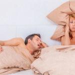 Мужской храп — причины и лечение