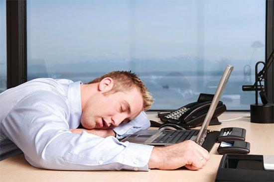 Сон… на работе?