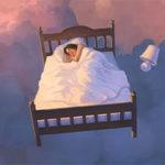 Фаза глубокого сна: сколько длится и от чего зависит