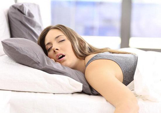 Повышенное слюноотделение во сне – причины у взрослых