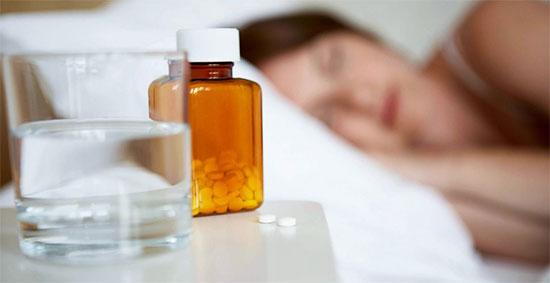 Снотворные препараты без рецептов