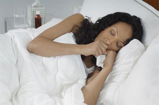 Кашель во сне и после сна – причины у взрослых и детей