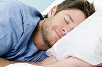 Здоровый сон - фото