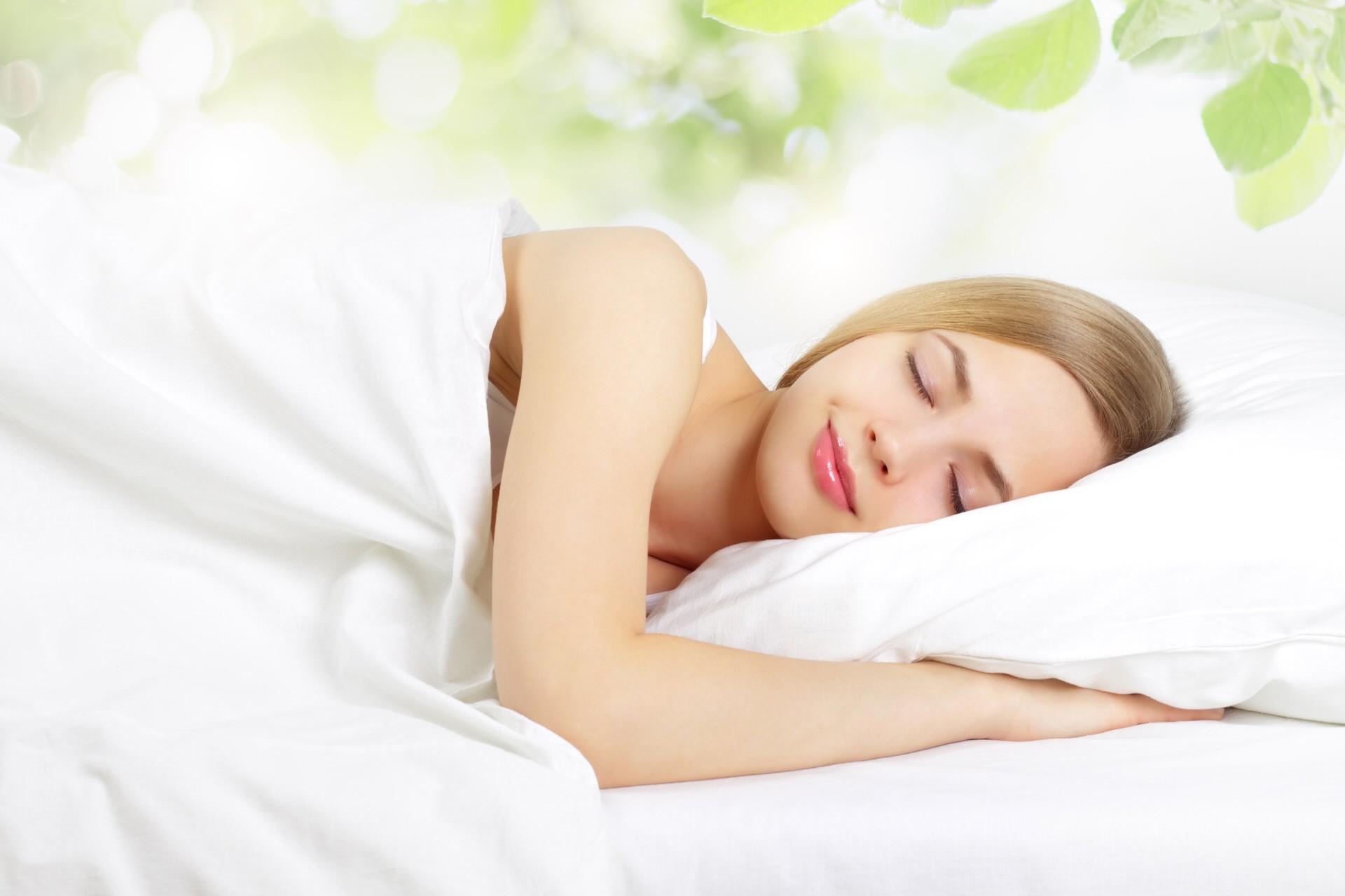 Здоровый сон - фотография